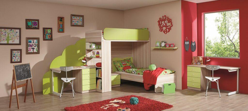 poceni otroške sobe