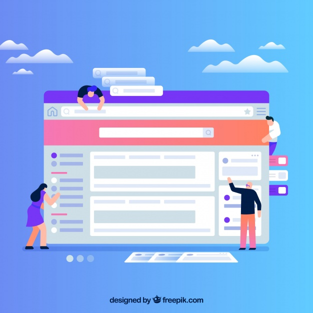 program za izdelavo spletne strani