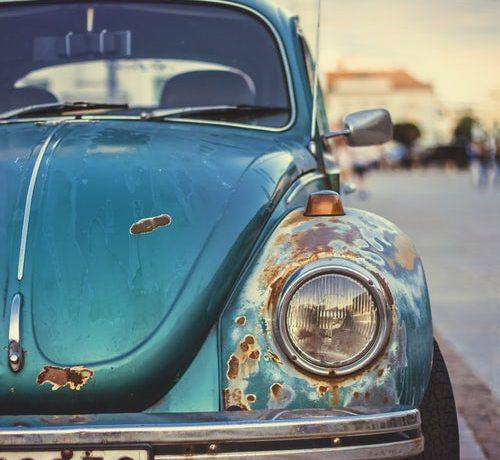 Odkup avtov za rezervne dele