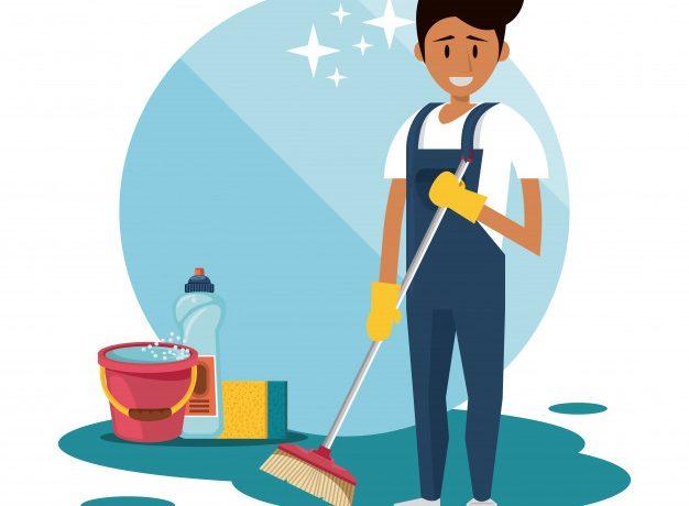 čistilka na domu